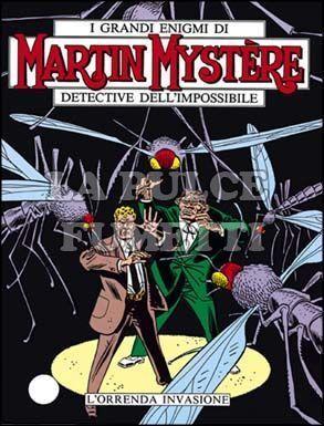 MARTIN MYSTERE #    31: L'ORRENDA INVASIONE