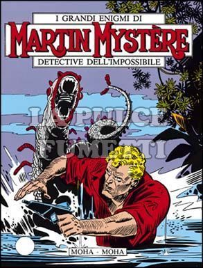 MARTIN MYSTERE #    35: MOHA-MOHA
