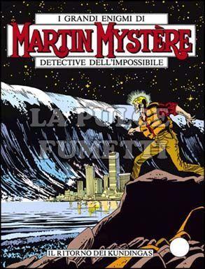 MARTIN MYSTERE #    36: IL RITORNO DEI KUNDINGAS