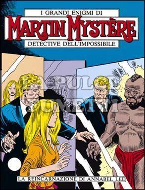 MARTIN MYSTERE #    40: LA REINCARNAZIONE DI ANNABEL LEE