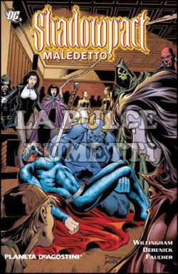SHADOWPACT #     2: MALEDETTO