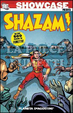 SHAZAM - SHOWCASE #     1