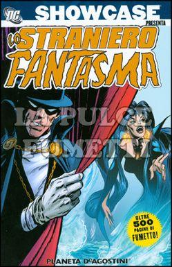 STRANIERO FANTASMA - SHOWCASE #     1