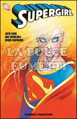 SUPERGIRL TP #     1