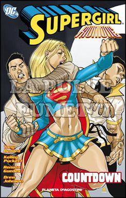 SUPERGIRL TP #     5: RIUNIONE - COUNTDOWN