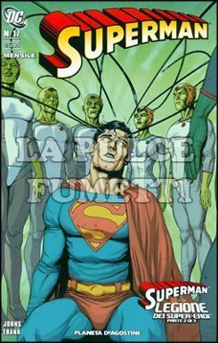 SUPERMAN #    17