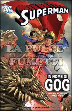 SUPERMAN TP #     1: IN NOME DI GOG