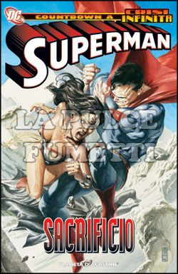 SUPERMAN TP #     3: SACRIFICIO - COUNTDOWN A CRISI INFINITA