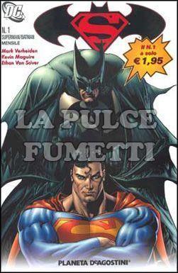 SUPERMAN / BATMAN SERIE II #     1