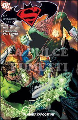 SUPERMAN / BATMAN SERIE II #     2