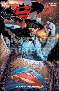 SUPERMAN / BATMAN SERIE II #     3