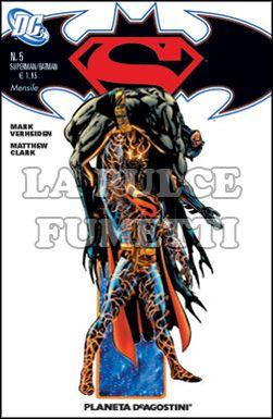 SUPERMAN / BATMAN SERIE II #     5