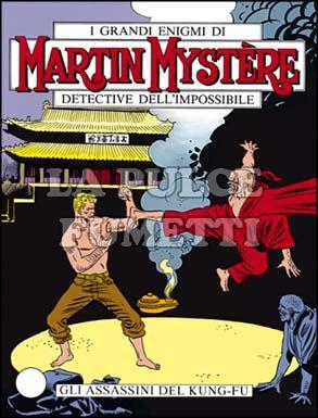 MARTIN MYSTERE #    48: GLI ASSASSINI DEL KUNG-FU