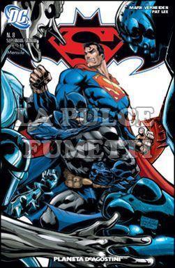 SUPERMAN / BATMAN SERIE II #     8
