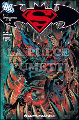 SUPERMAN / BATMAN SERIE II #    11