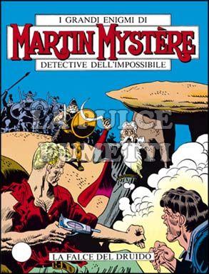 MARTIN MYSTERE #    50: LA FALCE DEL DRUIDO