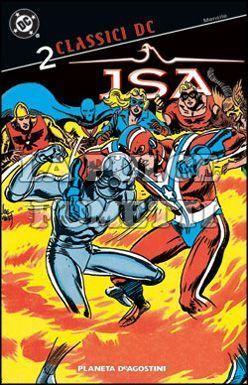 CLASSICI DC - JSA #     2