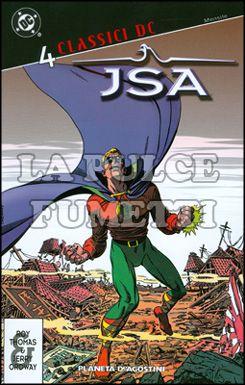 CLASSICI DC - JSA #     4