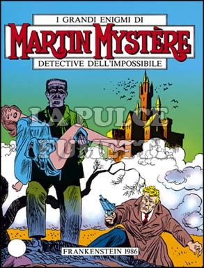 MARTIN MYSTERE #    53: FRANKENSTEIN 1986