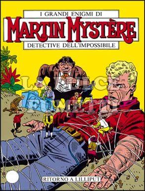 MARTIN MYSTERE #    54: RITORNO A LILLIPUT