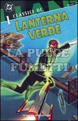 CLASSICI DC - LANTERNA VERDE #     1
