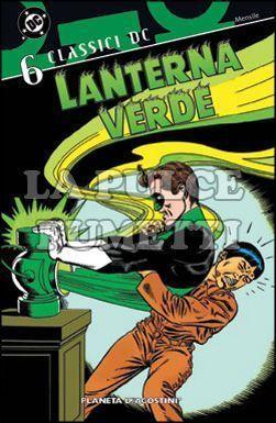 CLASSICI DC - LANTERNA VERDE #     6