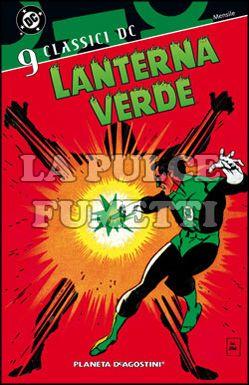 CLASSICI DC - LANTERNA VERDE #     9
