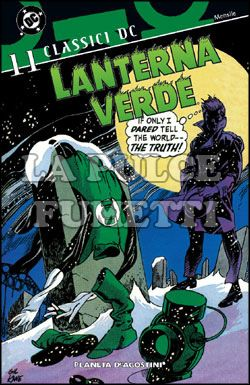 CLASSICI DC - LANTERNA VERDE #    11