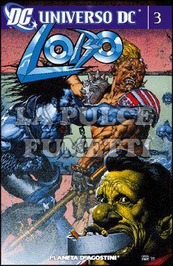 UNIVERSO DC - LOBO #     3