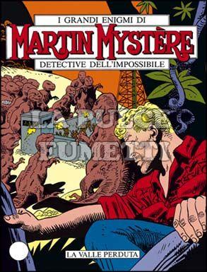 MARTIN MYSTERE #    58: LA VALLE PERDUTA