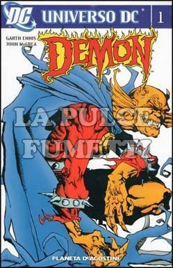 UNIVERSO DC - DEMON #     1