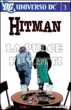 UNIVERSO DC - HITMAN #     3