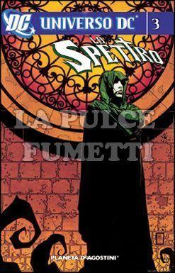UNIVERSO DC - LO SPETTRO #     3