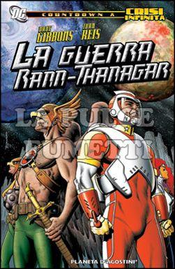 COUNTDOWN A CRISI INFINITA #     2: LA GUERRA RANN/THANAGAR