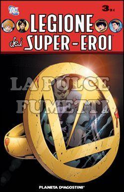 LEGIONE DEI SUPER-EROI #     3