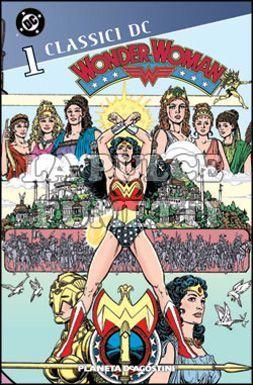 WONDER WOMAN - CLASSICI DC #     1
