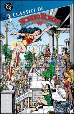 WONDER WOMAN - CLASSICI DC #     3