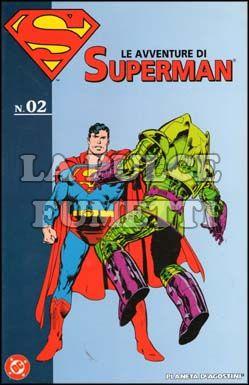 LE AVVENTURE DI SUPERMAN #     2