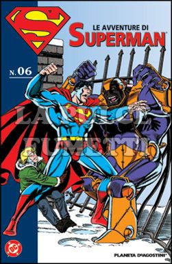 LE AVVENTURE DI SUPERMAN #     6