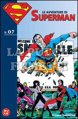 LE AVVENTURE DI SUPERMAN #     7