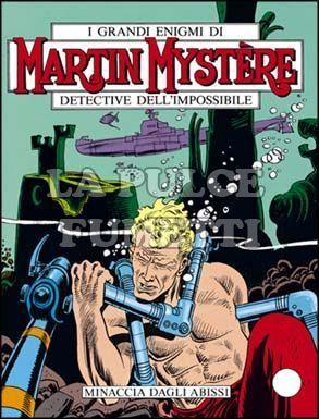 MARTIN MYSTERE #    70: MINACCIA DAGLI ABISSI