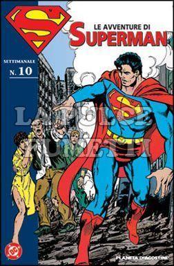 LE AVVENTURE DI SUPERMAN #    10