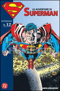 LE AVVENTURE DI SUPERMAN #    12