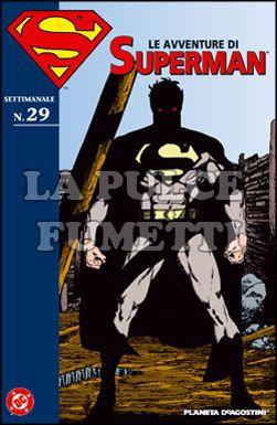 LE AVVENTURE DI SUPERMAN #    29