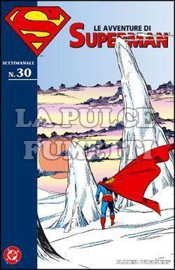 LE AVVENTURE DI SUPERMAN #    30