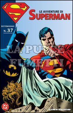 LE AVVENTURE DI SUPERMAN #    37