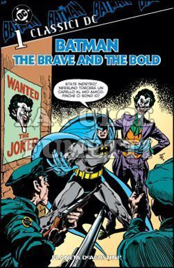 BATMAN: THE BRAVE AND THE BOLD - CLASSICI DC #     1