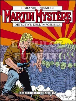 MARTIN MYSTERE #    74: L'ESERCITO DI TERRACOTTA