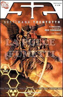 52 #    38 + LE ORIGINI DI RED TORNADO