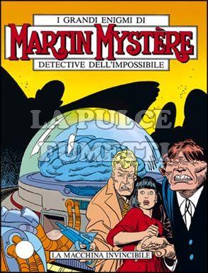MARTIN MYSTERE #    80: LA MACCHINA INVINCIBILE